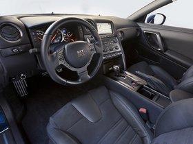 Ver foto 22 de Nissan GT-R USA 2011