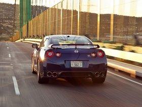 Ver foto 3 de Nissan GT-R USA 2011