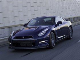 Ver foto 2 de Nissan GT-R USA 2011