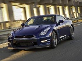 Fotos de Nissan GT-R USA 2011