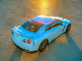 Ver foto 8 de Nissan GT-R USA 2013