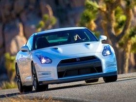 Ver foto 3 de Nissan GT-R USA 2013