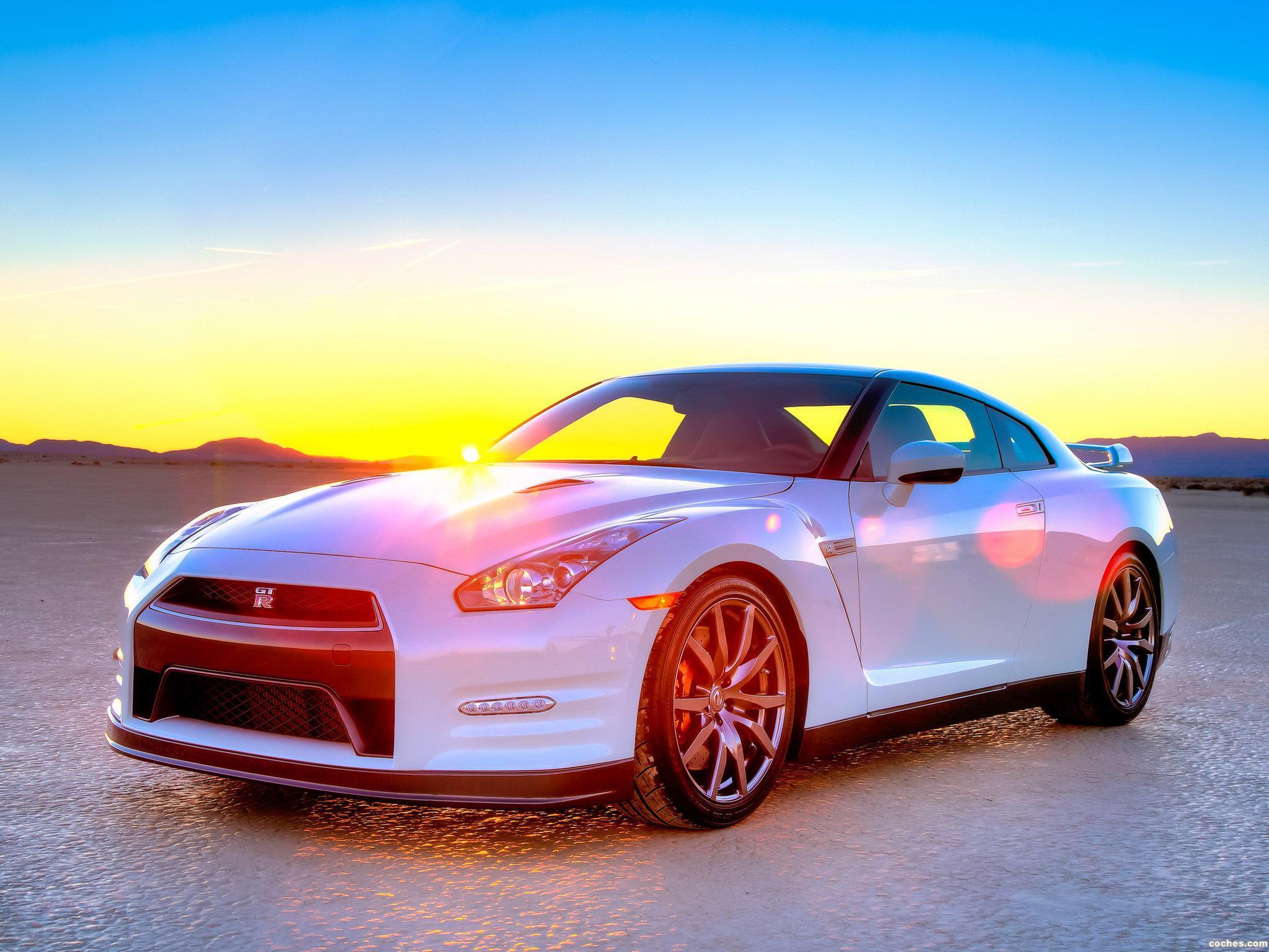 Foto 0 de Nissan GT-R USA 2013