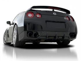 Ver foto 2 de Nissan Vorsteiner GT-R Ventross R35 2009