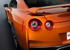 Ver foto 3 de Nissan GT-R 2017