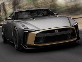 Fotos de Nissan GT-R50 Concept by Italdesign 2018