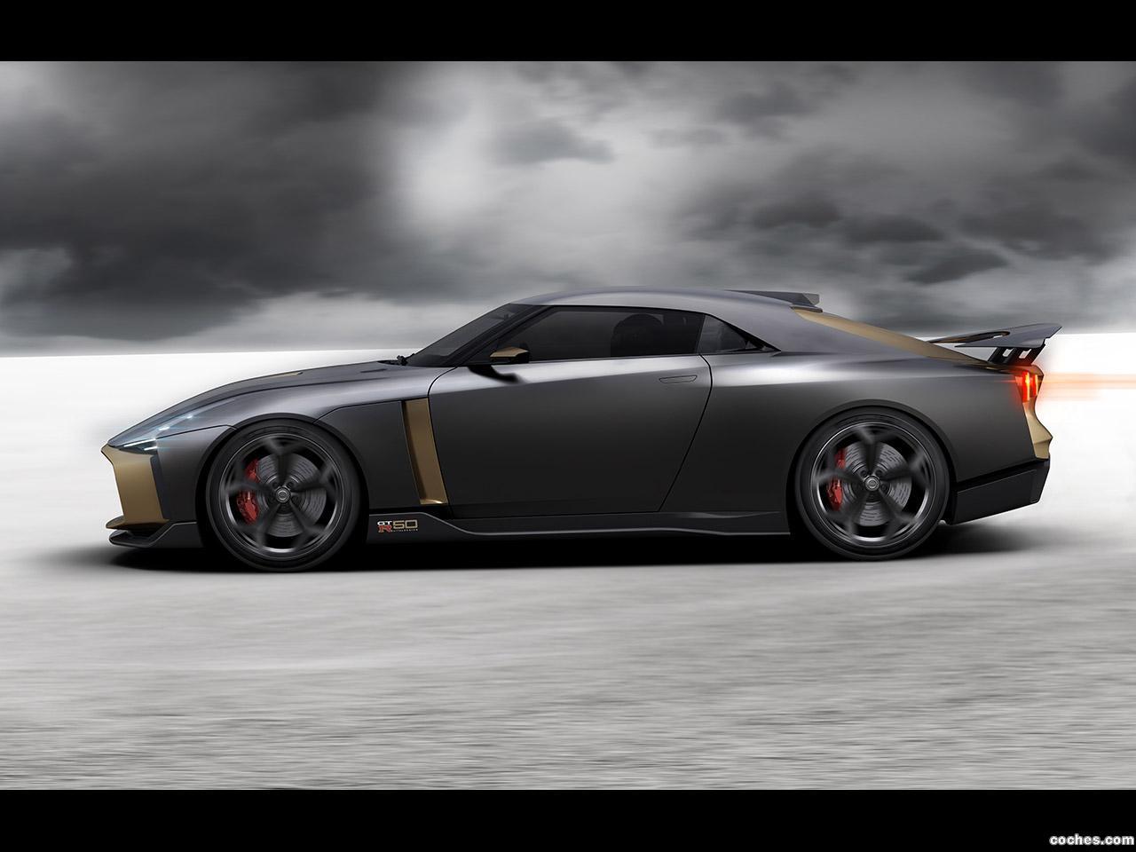 Foto 6 de Nissan GT-R50 Concept by Italdesign 2018