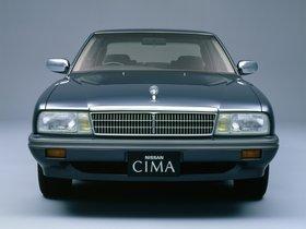 Ver foto 3 de Nissan Gloria Cima FPAY31 1988