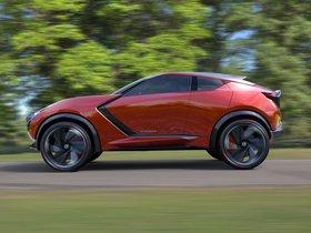 Ver foto 18 de Nissan Gripz Concept 2015