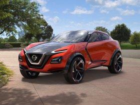 Ver foto 17 de Nissan Gripz Concept 2015