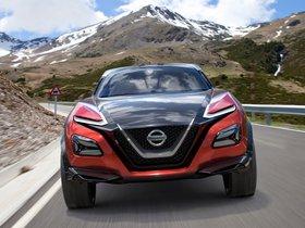 Ver foto 15 de Nissan Gripz Concept 2015