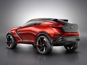 Ver foto 14 de Nissan Gripz Concept 2015