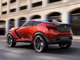 Ver foto 13 de Nissan Gripz Concept 2015