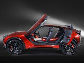 Ver foto 9 de Nissan Gripz Concept 2015