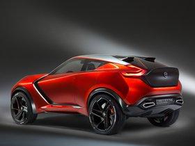 Ver foto 7 de Nissan Gripz Concept 2015