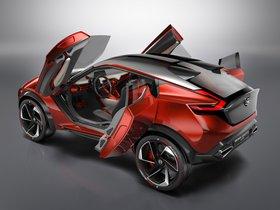 Ver foto 3 de Nissan Gripz Concept 2015