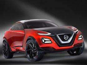 Ver foto 2 de Nissan Gripz Concept 2015