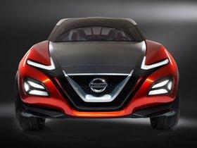Ver foto 1 de Nissan Gripz Concept 2015