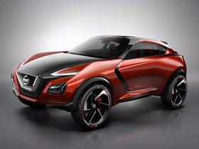 Ver foto 22 de Nissan Gripz Concept 2015