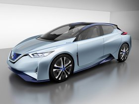 Ver foto 20 de Nissan IDS Concept 2015