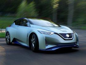 Ver foto 12 de Nissan IDS Concept 2015