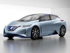 Ver foto 9 de Nissan IDS Concept 2015