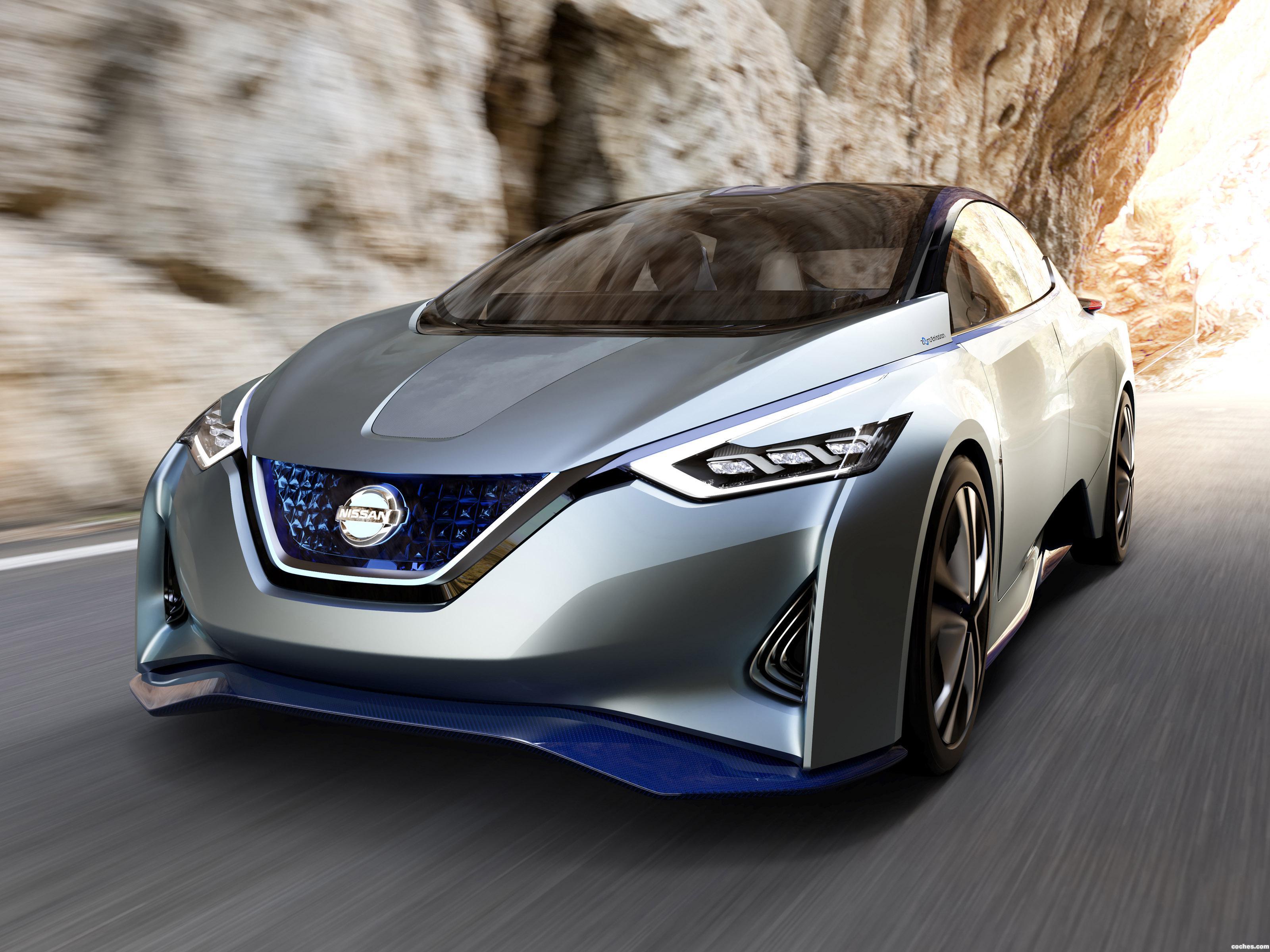 Foto 0 de Nissan IDS Concept 2015