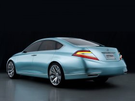 Ver foto 8 de Nissan Intima Concept 2007