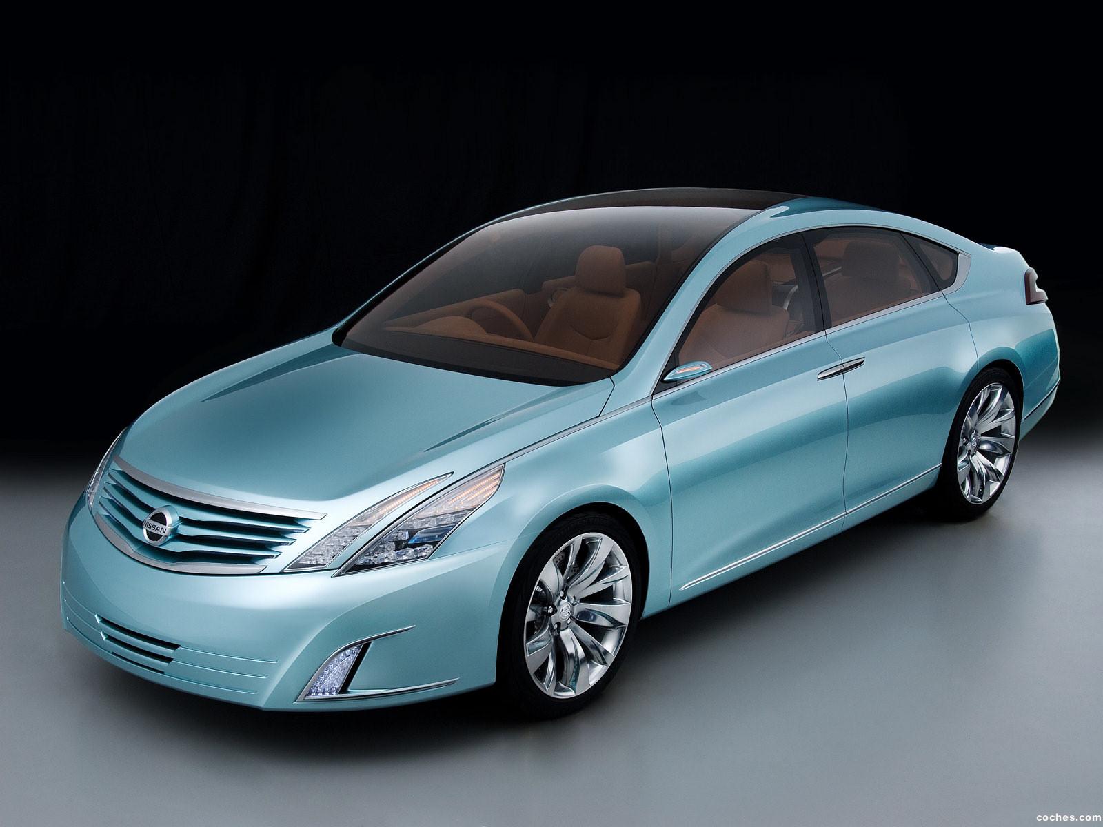 Foto 0 de Nissan Intima Concept 2007
