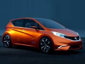 Ver foto 15 de Nissan Invitation Concept 2012