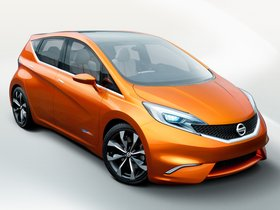 Ver foto 11 de Nissan Invitation Concept 2012