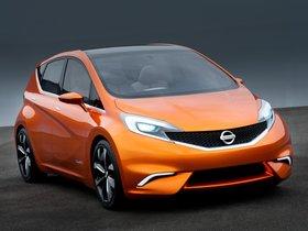 Ver foto 9 de Nissan Invitation Concept 2012