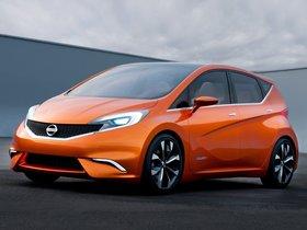 Ver foto 8 de Nissan Invitation Concept 2012