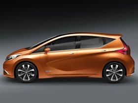 Ver foto 4 de Nissan Invitation Concept 2012