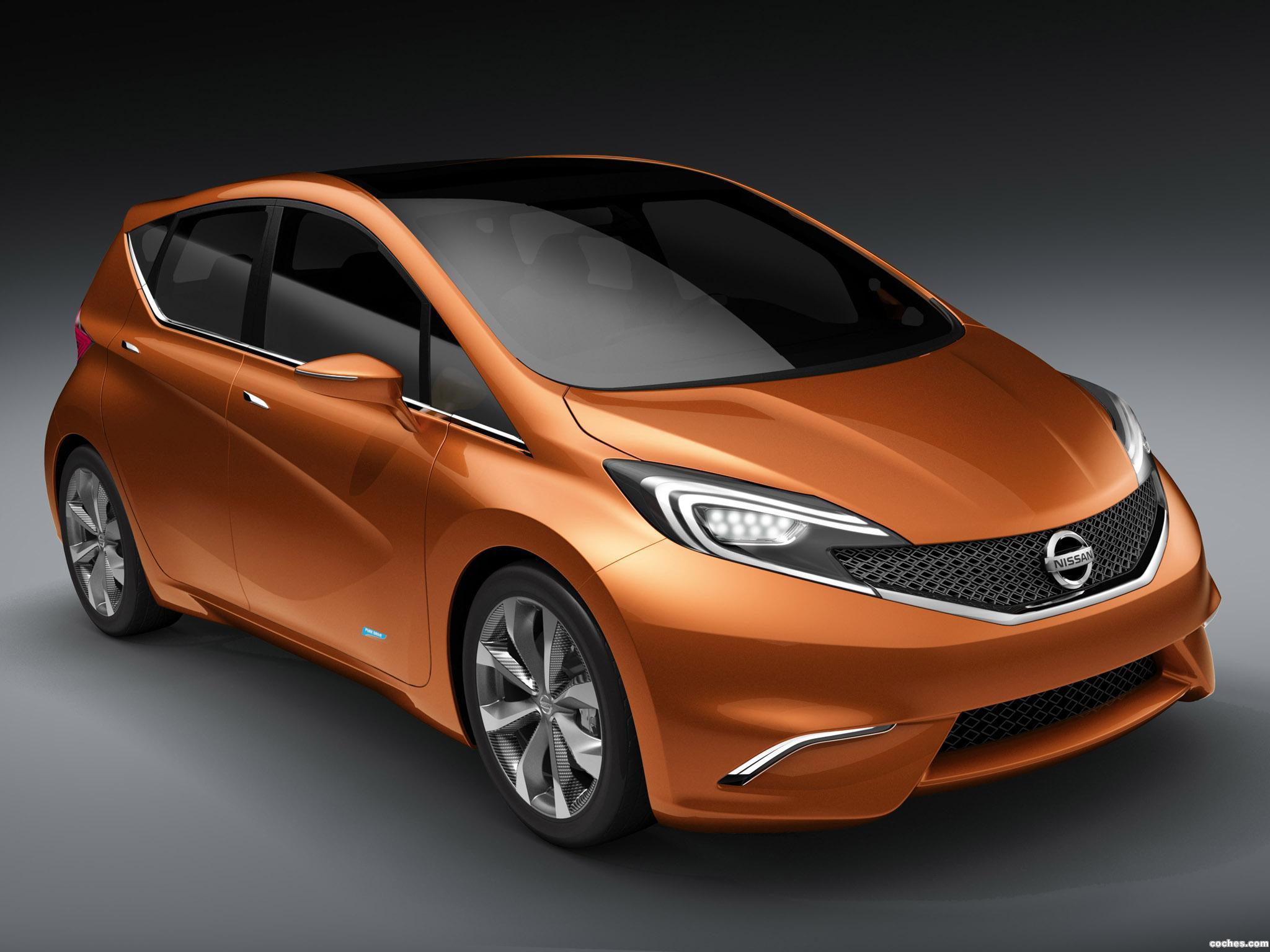 Foto 0 de Nissan Invitation Concept 2012