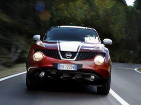 Ver foto 8 de Nissan Juke 190 HP Limited Edition 2011