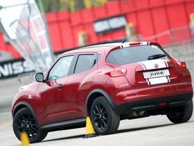 Ver foto 12 de Nissan Juke 190 HP Limited Edition 2011