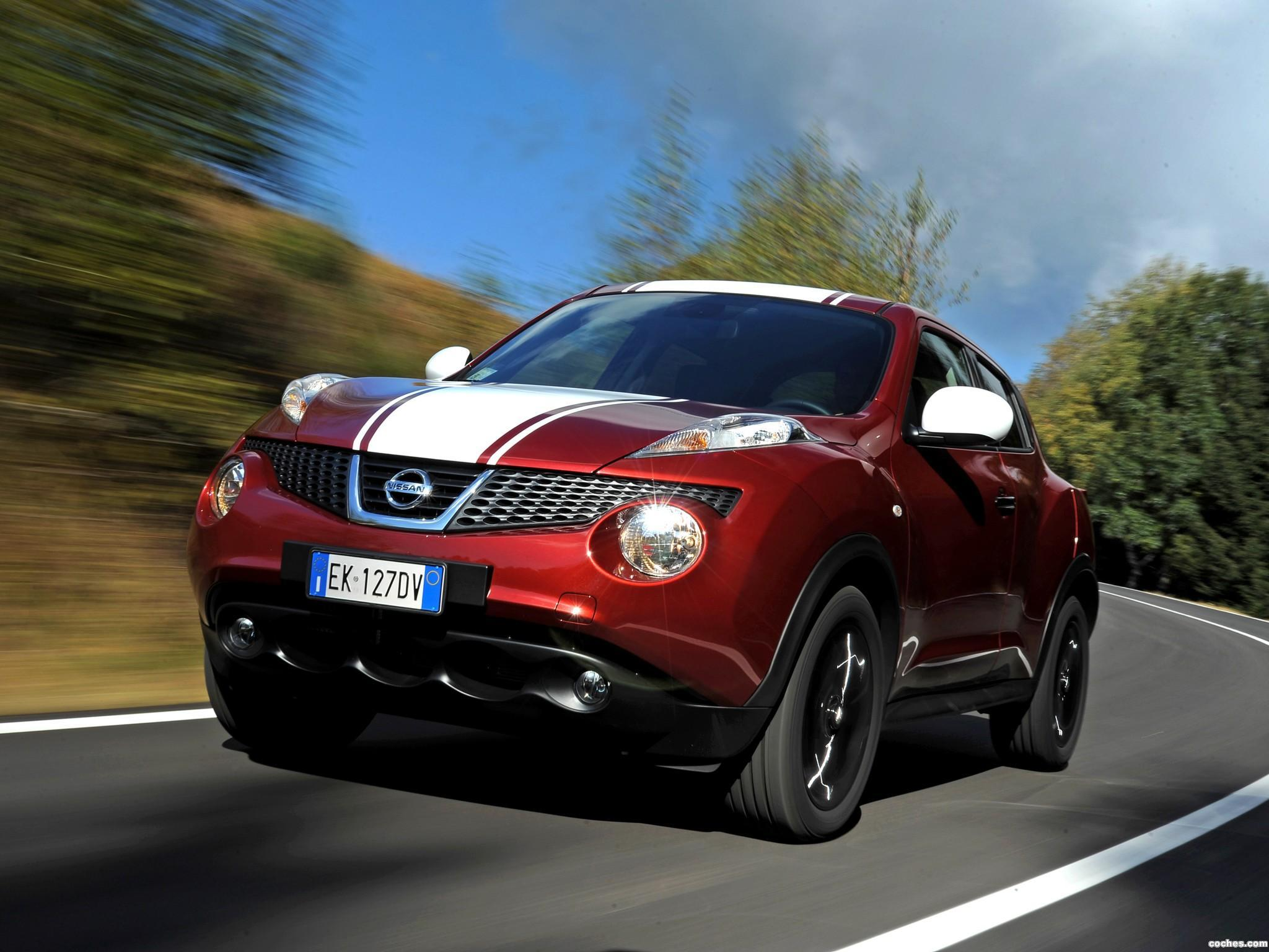 Foto 0 de Nissan Juke 190 HP Limited Edition 2011
