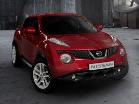 Ver foto 2 de Nissan Juke Concept 2010