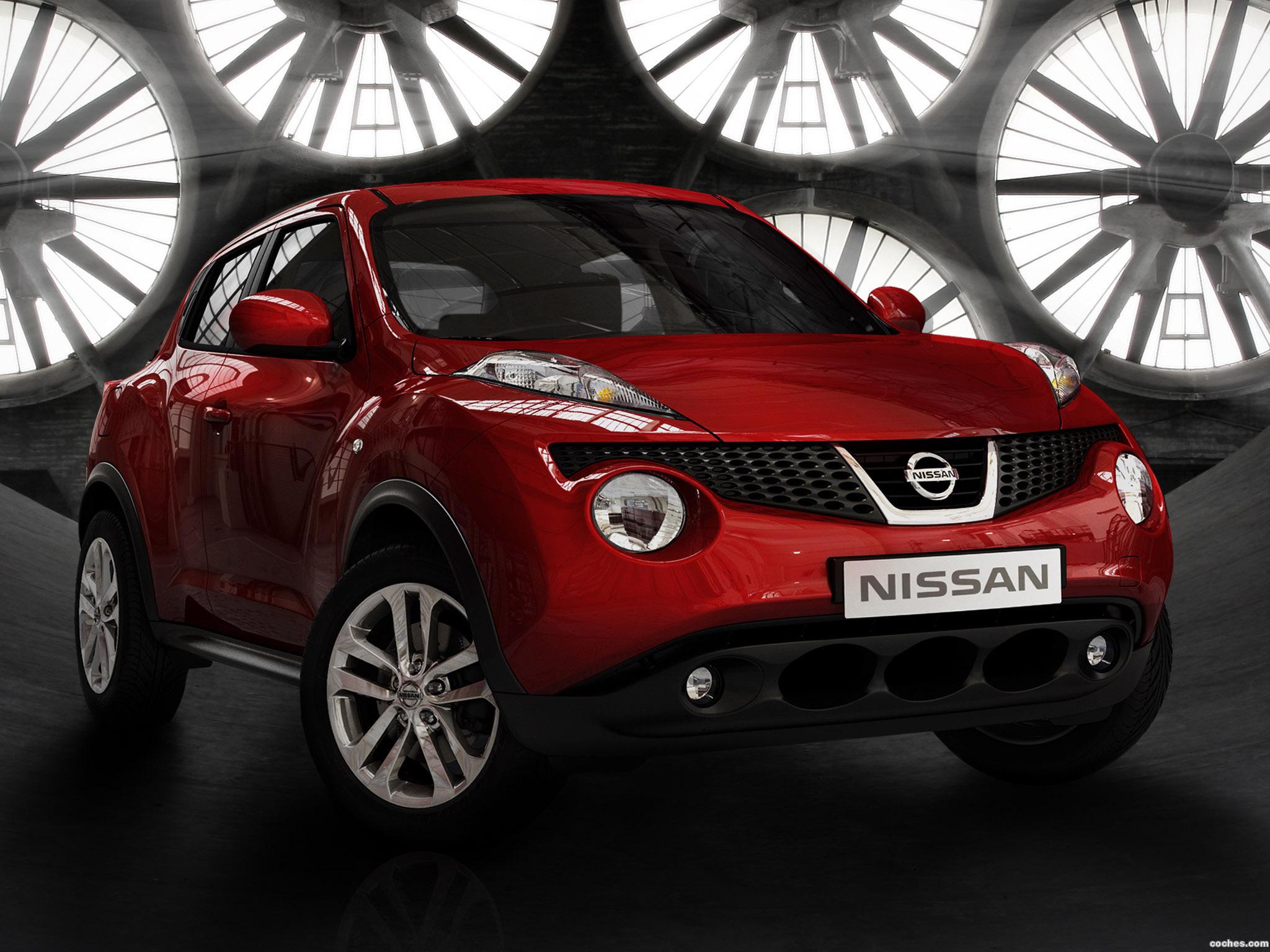 Foto 0 de Nissan Juke Concept 2010