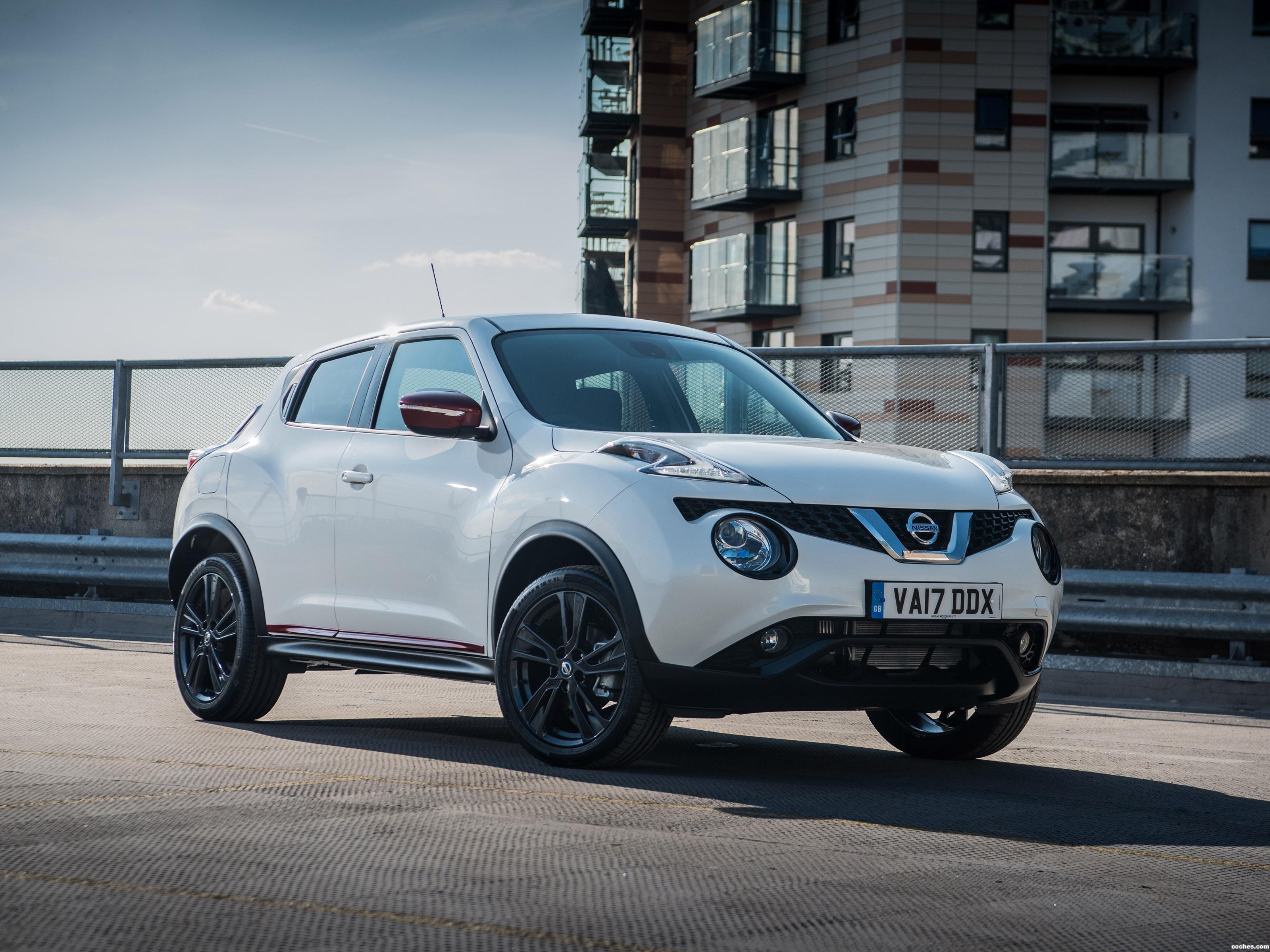 Foto 0 de Nissan Juke Envy YF15 UK  2017