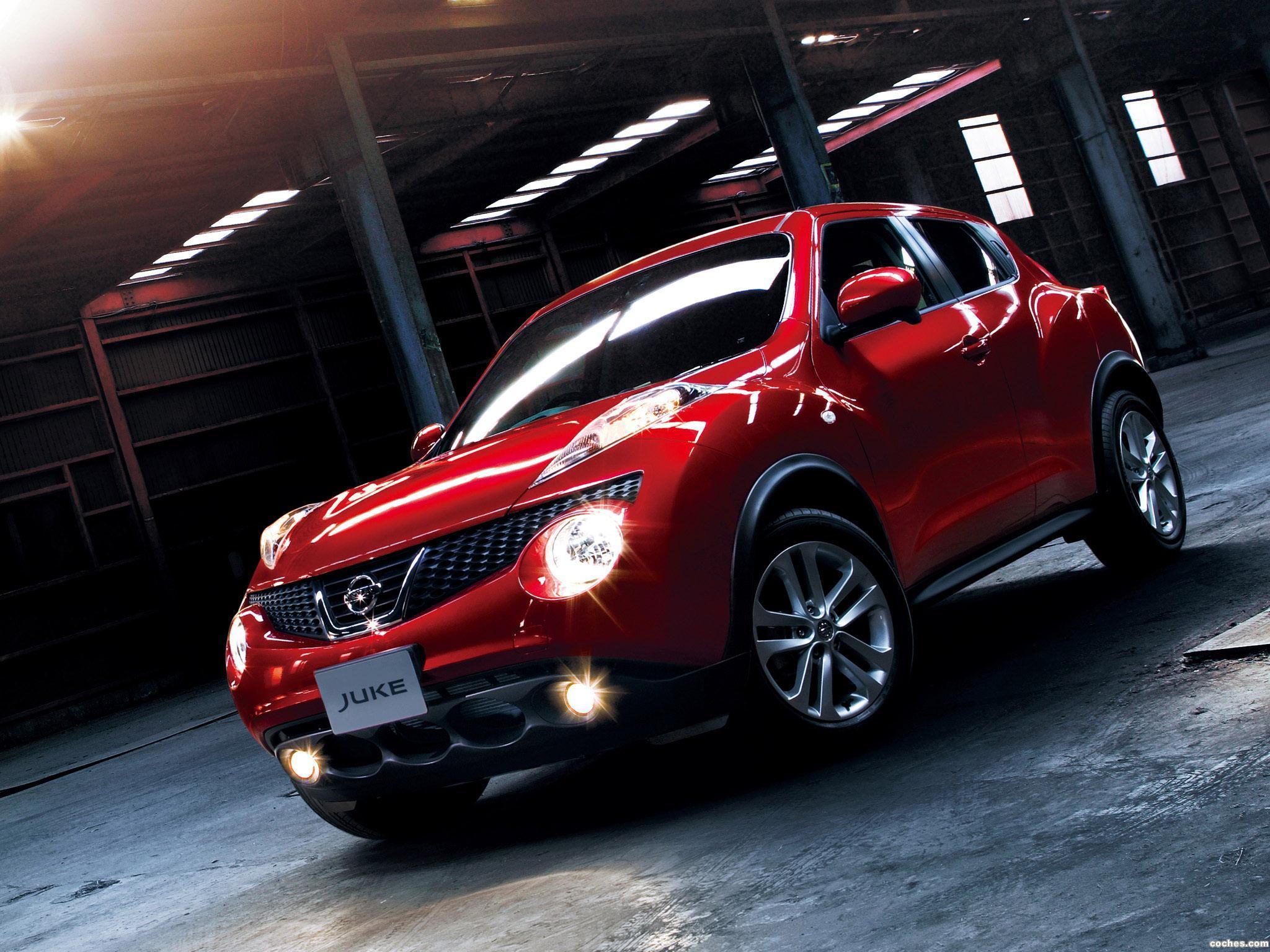 Foto 0 de Nissan Juke Japan 2010