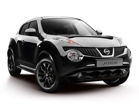 Fotos de Nissan Juke Kuro Black Limited Edition 2011