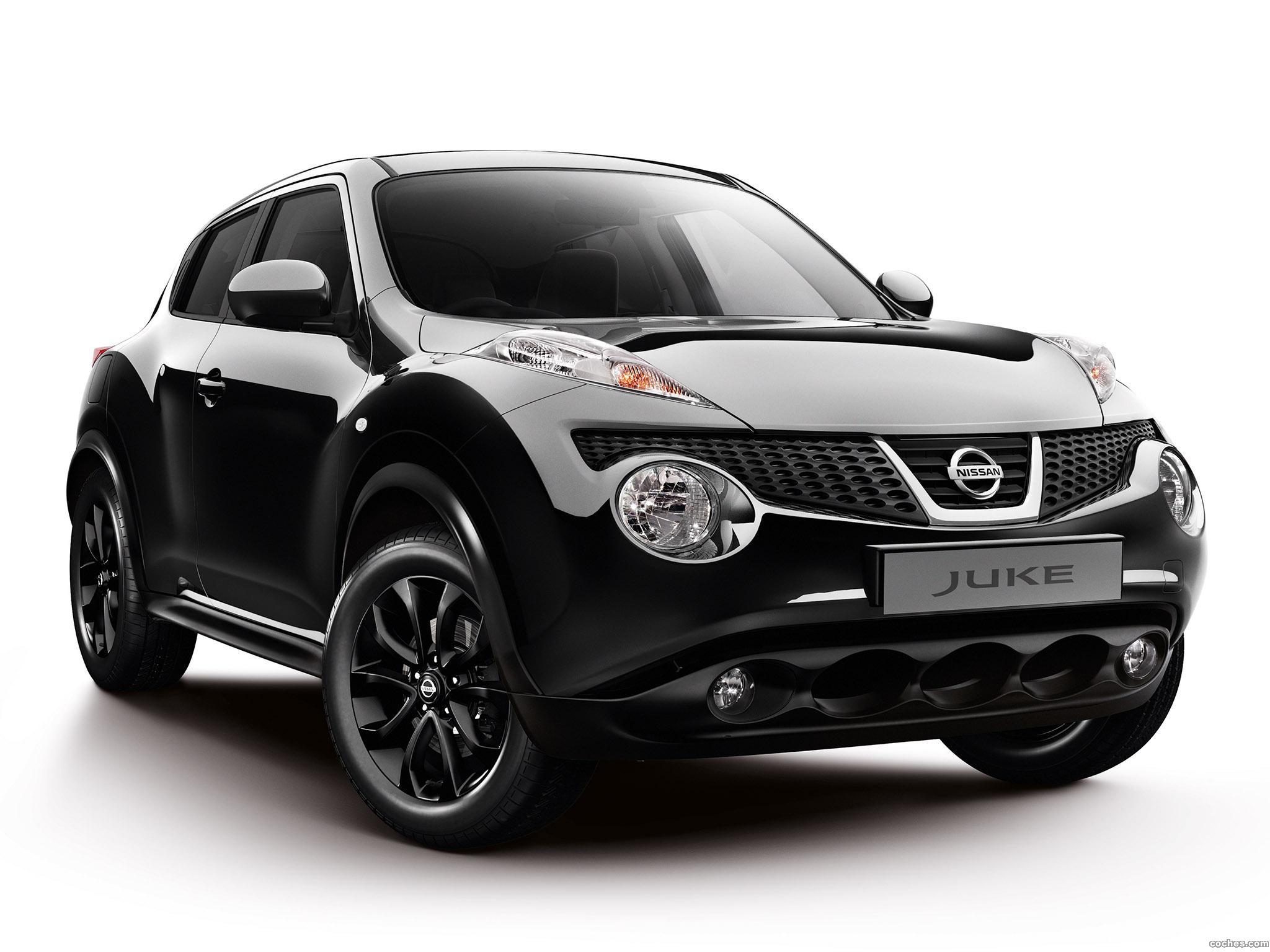 Foto 0 de Nissan Juke Kuro Black Limited Edition 2011