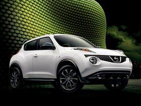 Ver foto 11 de Nissan Juke Midnight Edition YF15 2012
