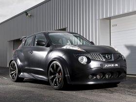 Ver foto 10 de Nissan Juke R 2011