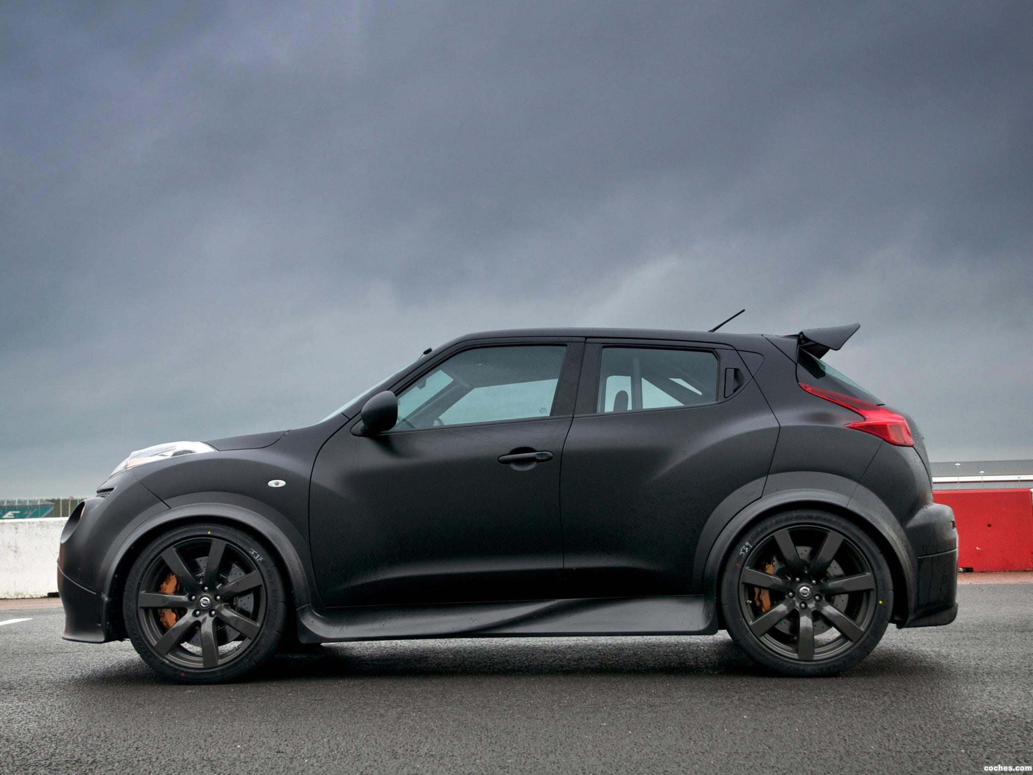 Foto 12 de Nissan Juke R 2011