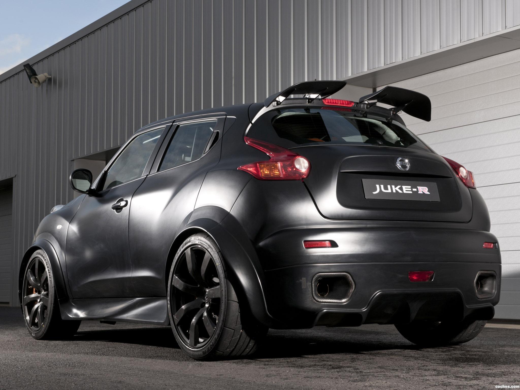 Foto 10 de Nissan Juke R 2011