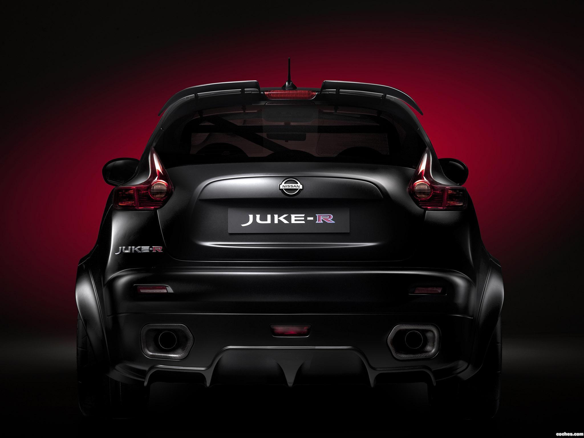 Foto 4 de Nissan Juke R 2011
