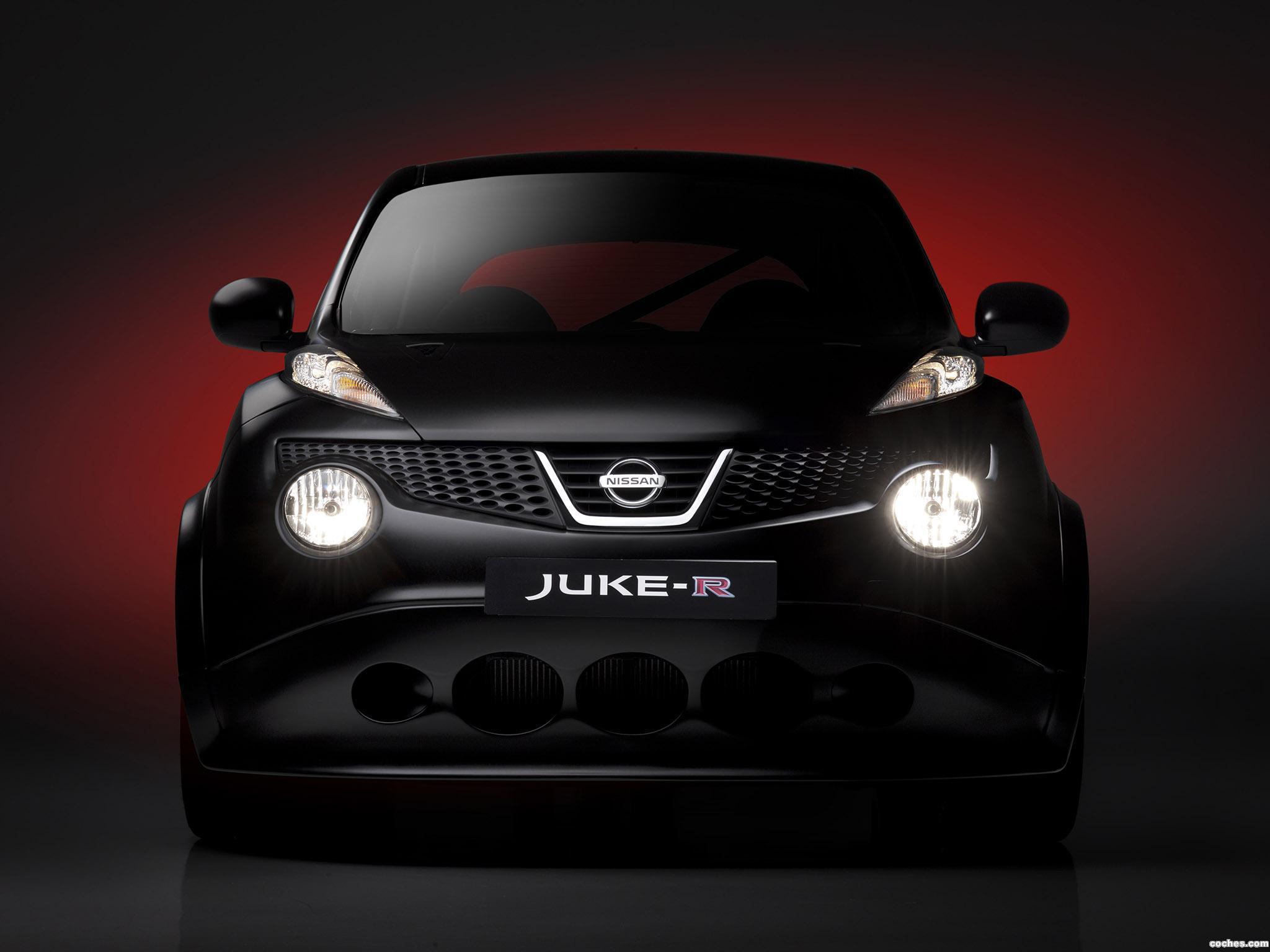 Foto 3 de Nissan Juke R 2011